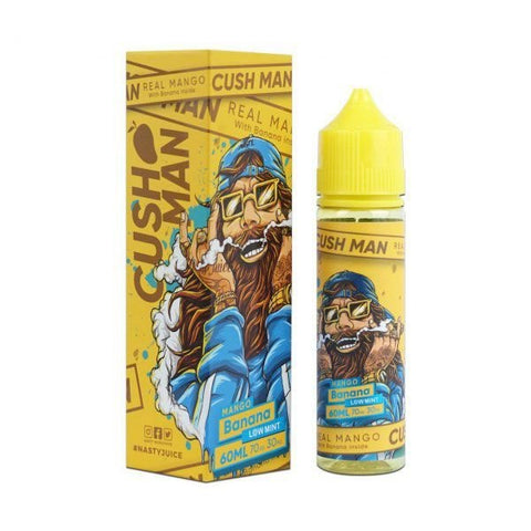 E-Liquid Mango Banana | Nasty Juice