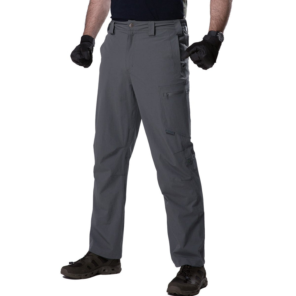 FREE SOLDIER Men's Outdoor Quick Dry Nylon Tactical Pants