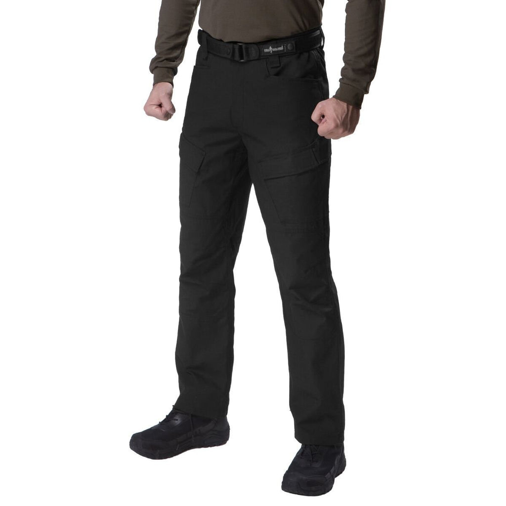 FREE SOLDIER Men's Outdoor Ripstop Trouser Army Tactical Combat Military BDU Pants