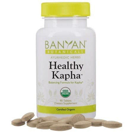 Banyan Botanicals Kapha Balancing Supplement (500mg - 90 tabs)