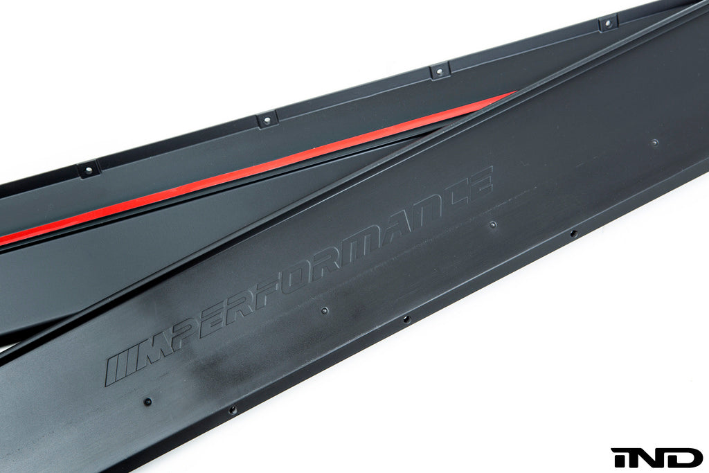 BMW M Performance G30 5-Series Side Sill Set 11