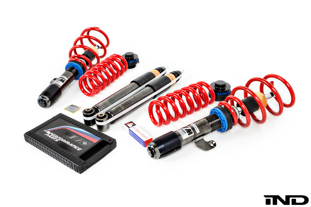 BMW M Performance F87 M2 2-Way Coilover Suspension 2