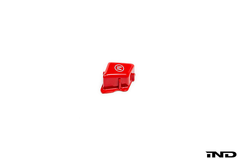 IND E9X M3 Red M Steering Wheel Button 8