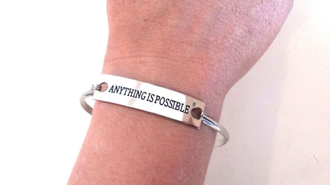 Inspiration Message Jewelry