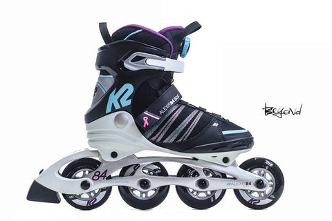 PATINES K2 ALEXIS BOA 84 FITNESS