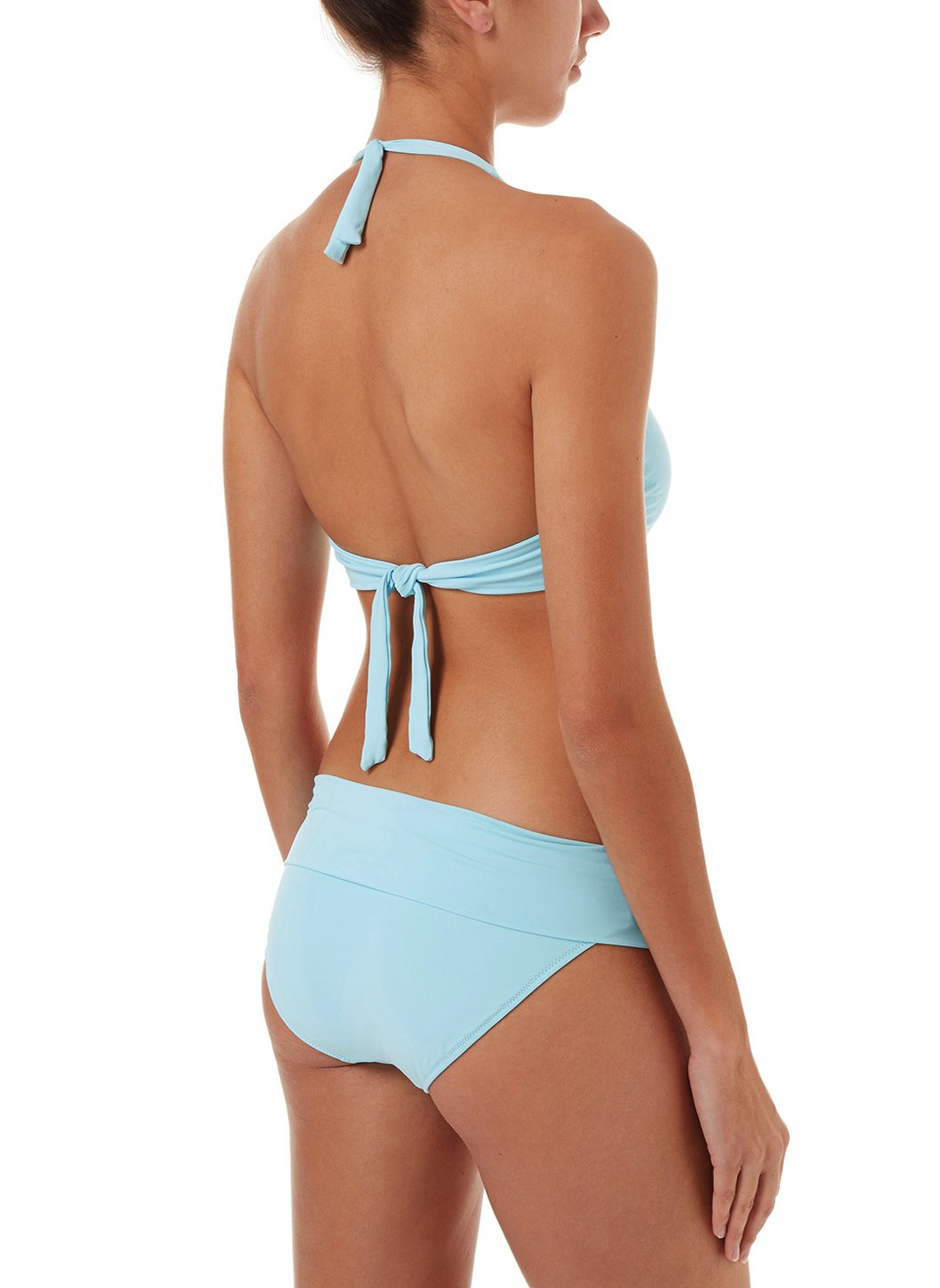 brussels sky halterneck ring supportive bikini 2019 B
