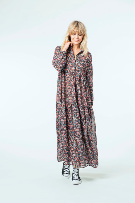 Mandy Maxi Dress - 70s Floral.jpg