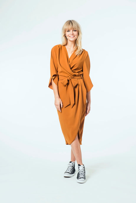 Suki Dress - Burnt Caramel.jpg