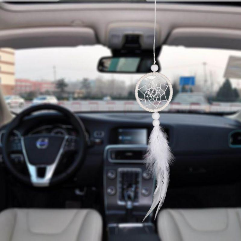 Handmade Nordic Style Dreamcatcher For Car Or Home