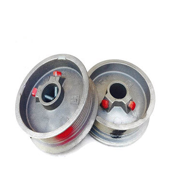 8' Garage Door Standard Lift Cable Drum (Pair)
