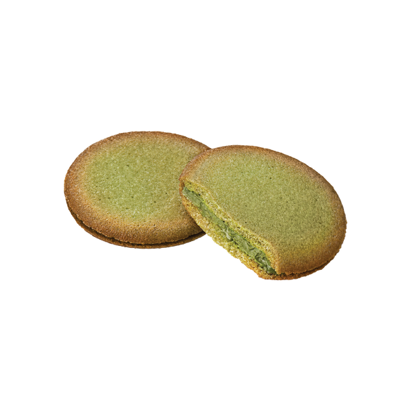 Uji Matcha Cookies, 5 Pieces