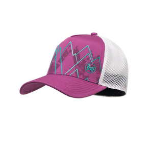 TRUCKER TECH CAP SOLID VIOLET S/M