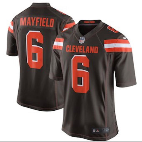Baker Mayfield Cleveland Browns Jersey