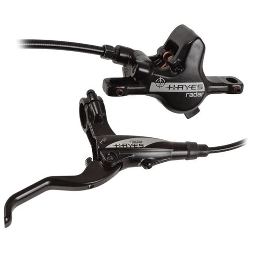 Hayes Radar Disc Brake Front Mineral Oil Black