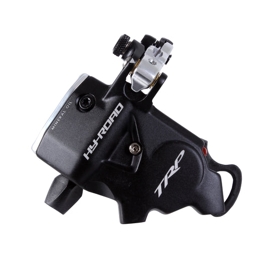 TRP HY/RD Road/CX disc brake (no rotor), black - flat moun