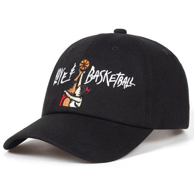 Love & Basketball Dad Hat - black - Dad Hats