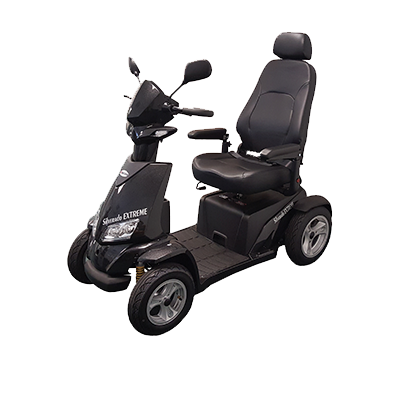 Merits Health S941 Silverado Extreme Power Scooter - from DT Scooters - from DT Scooters