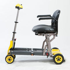 Merits Health S542 Yoga Folding Mobility Scooter - from DT Scooters