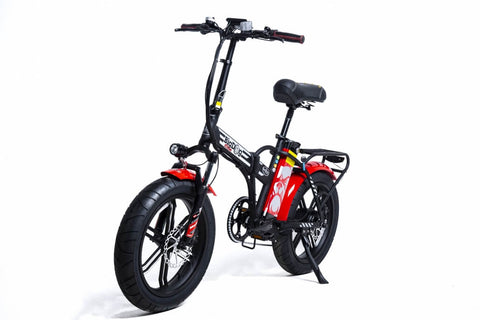 GreenBike Big Dog Extreme Electric Bike - from DT Scooters - from DT Scooters
