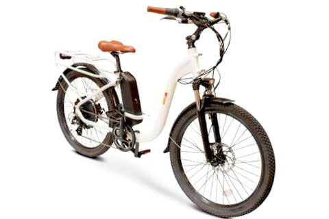 EWheels BAM EW-Step Thru Electric Bike - from DT Scooters - from DT Scooters