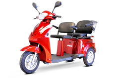 EWheels EW-66 Dual Two-Person Mobility Scooter - from DT Scooters - from DT Scooters