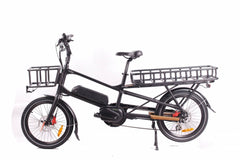 GreenBike Cargo Electric Bike - from DT Scooters