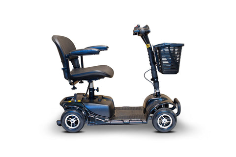 EWheels EW-M34 Four-Wheel Mobility Scooter - from DT Scooters - from DT Scooters
