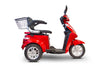 Image of EWheels EW-38 Heavy Duty 3-Wheel Scooter - from DT Scooters - from DT Scooters