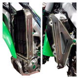 Radiator guards Kawasaki KX450F 2012-2015