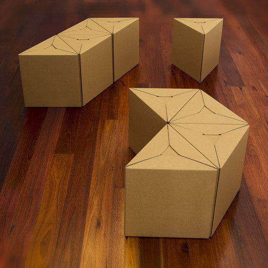 The Freefold Stool - 4 Pack
