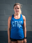 CFNE Women's Tank - Royal Blue