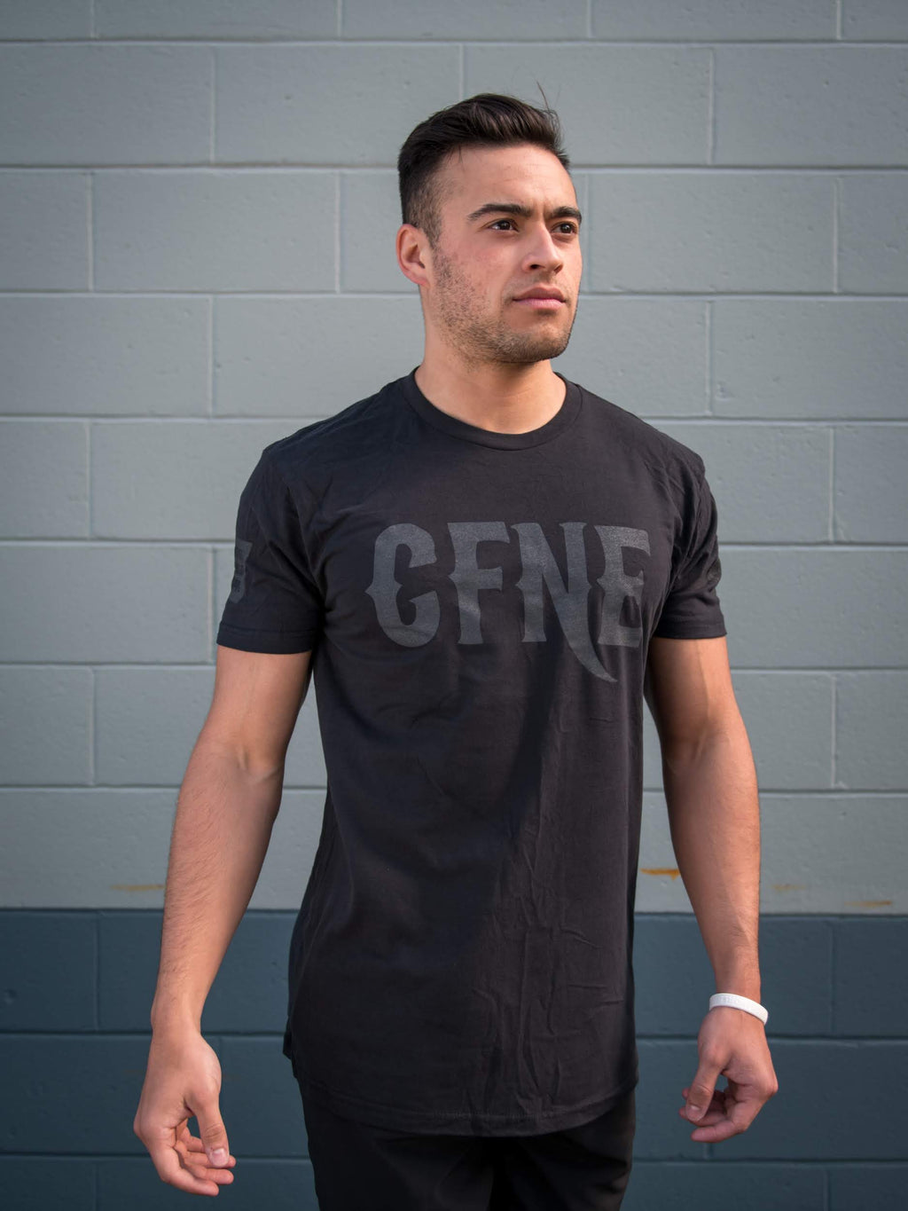 CFNE Men's T-Shirt - Black