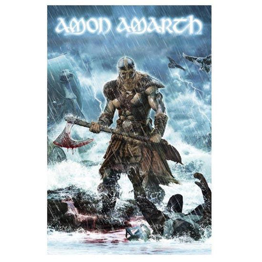 Deluxe Flag - Amon Amarth - Jomsviking