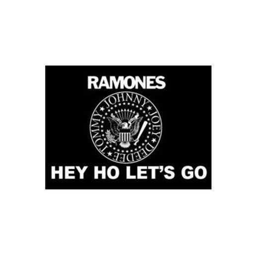 Flag - Ramones - Hey Ho