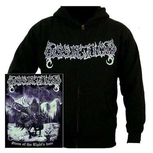 Hoodie - Dissection - Storm of the Lights Bane (zip)