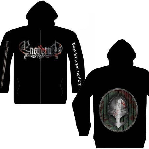 Hoodie - Ensiferum - Blood is the Price - Zip