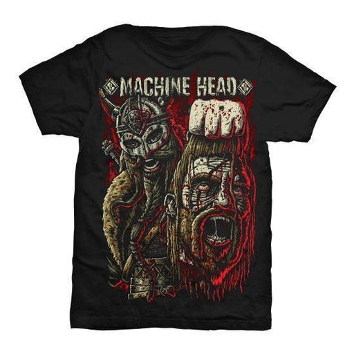 T-Shirt - Machine Head -  Goliath Red