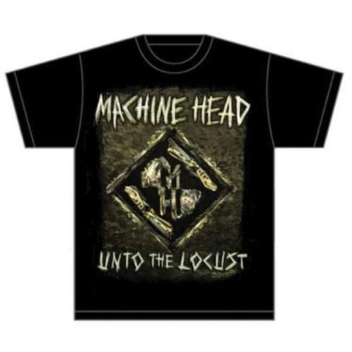 T-Shirt - Machine Head -  Locust Diamond Tonefield