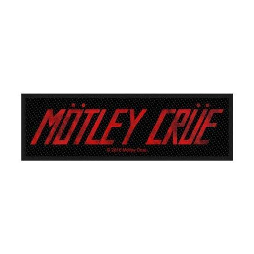 Patch - Motley Crue - Logo