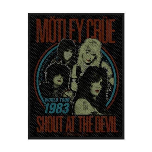 Patch - Motley Crue - Shout at the Devil