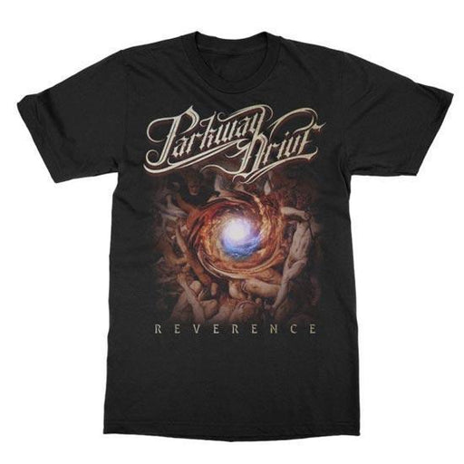 T-Shirt - Parkway Drive - Reverence Cover