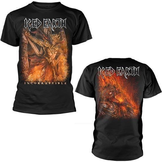 T-Shirt - Iced Earth - Incorruptible