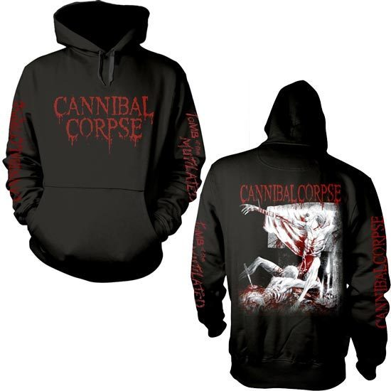 Hoodie - Cannibal Corpse - Tomb Of The Mutilated - Pullover