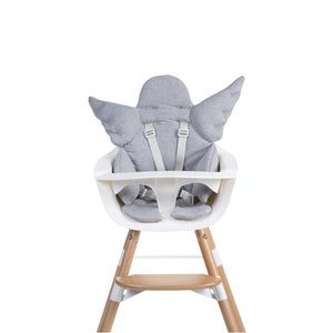 Seat Cushion Angel Jersey Grey
