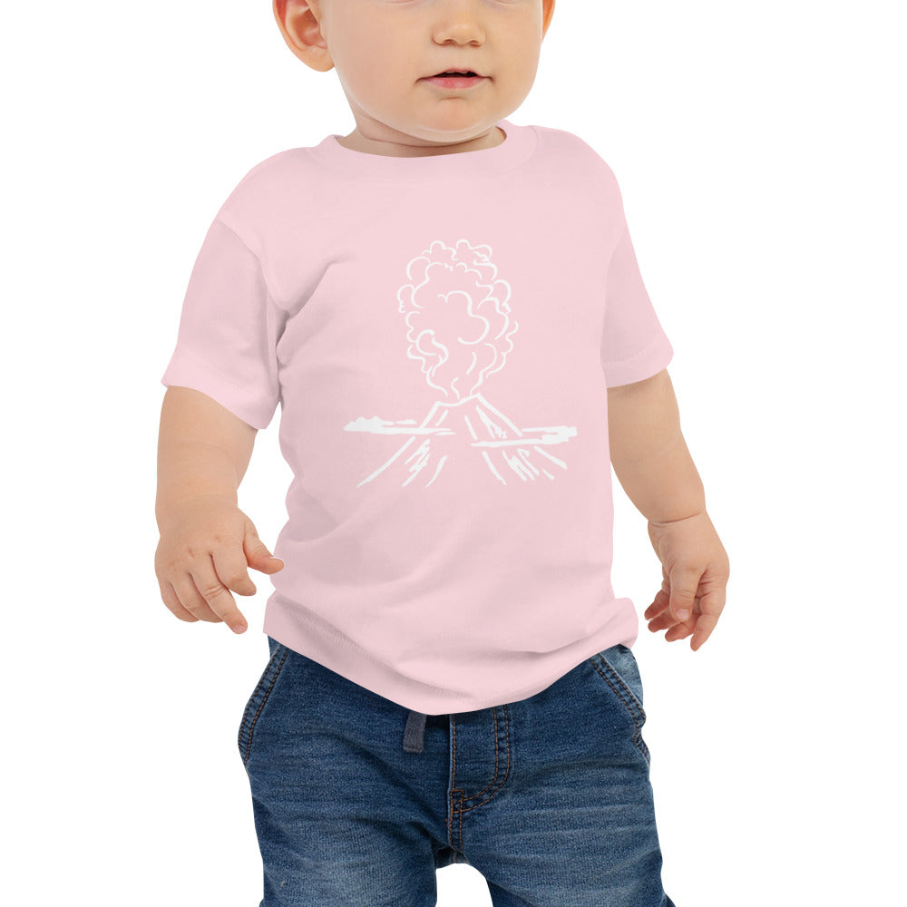 Volcano Eruption Baby's T-Shirt