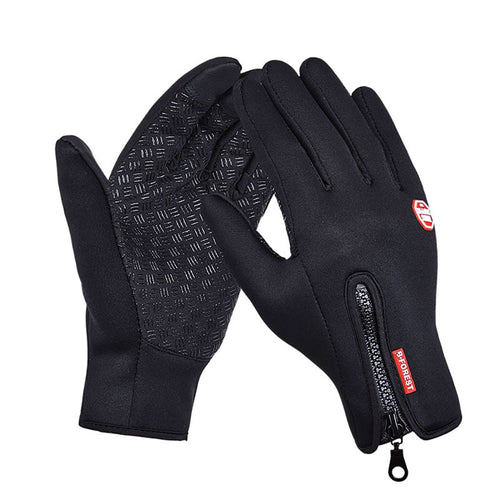 Waterproof touchscreen gloves - Trendrocketshop
