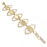 Eye Spy Bracelet - Gold