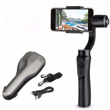 Load image into Gallery viewer, 3-Axis Handheld Gimbal Stabilizer