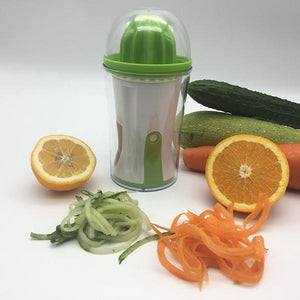 Multi-function Vegetable Spiral Slicer With Juicer-Kitchen & Dining-skrstar.com-