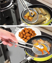 Load image into Gallery viewer, Multi-functional Oil Frying Spoon with Filter-Kitchen & Dining-skrstar.com-